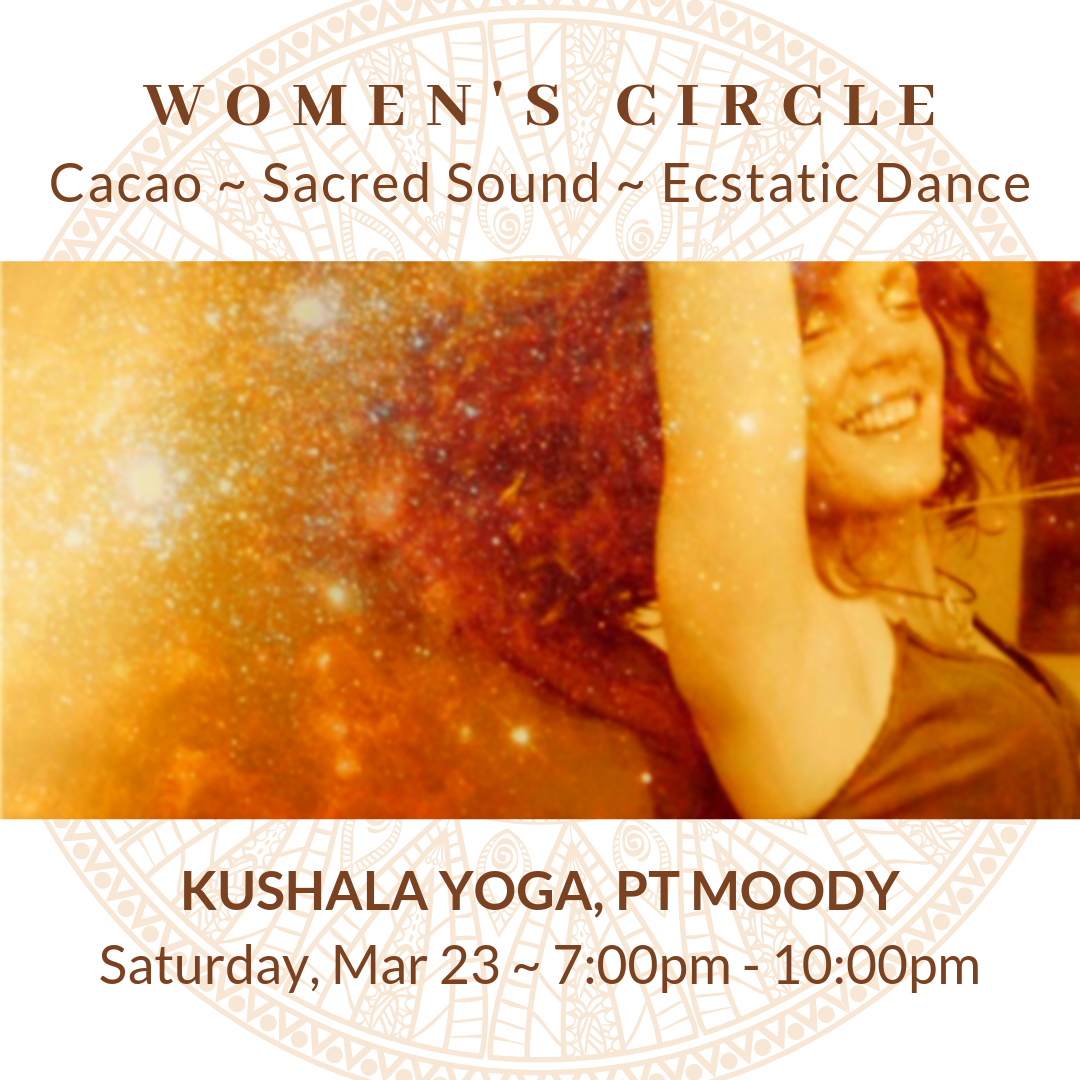 WOMENS CACAO  ECSTATIC DANCE IG